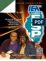 2013 ESP Conference