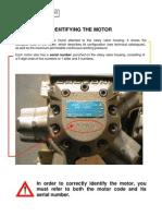 Identifyng the Motor