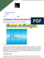 Cristianismo_ Mãe da Liberdade Política _ Portal da Teologia.pdf