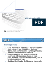 O Protocolo ARP