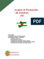 Cuaderno Formacion 2