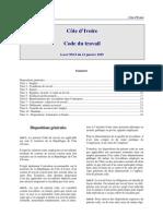 RCI - Code Travail