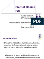 Salud Ambiental Basica