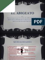 El Abigeato - Marco Lamas