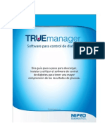 TRUEmanager Owners Booklet-Sp