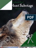 Wolf Hunt Sabotage Manual