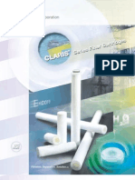 Claris Brochure