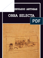 Jose Gervasio Artigas Obras Selectas