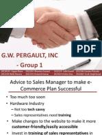 GW Pergault Inc