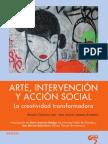 Arte- Intervencion y Accion Social. La Creatividad Transformadora Web