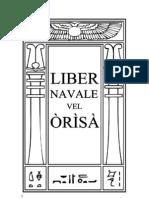 Liber Navale Vel Orisa111