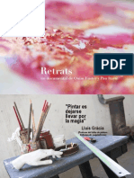"""""""Retrats"""" un documenta de Pau Itarte y Quim Fuster"""