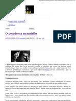 O pecado e a escravidão _ Portal da Teologia.pdf