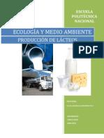 Produccion de Lacteos