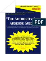 All New ASAC XFactor Complete guide to Adsense authority websites
