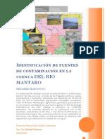 Resumen Ejecutivo - Rio Mantaro