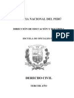 Derecho Civil Pnp