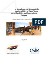Cape Town Standards and Guidelines 2010