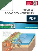 5. Rocas Sedimentarias