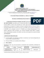 2250 Edital 008 - Sabara Administrativo