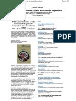 Boron,Atilio&Lechini,Gladys-Políticaymovimientossocialesenunmundohegemónico
