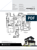 Kennedy 3bdrm Ambleside Sales Sheet