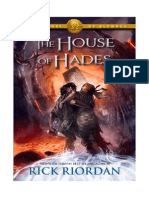 House of Hades - Chapter 1