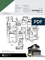 Kennedy 3bdrm Aurora Sales Sheet