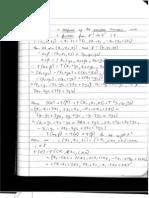 Linear Algebra Assignment Mathematics