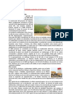 ACTIVIDADES ECONÓMICAS PRODUCTIVAS  DE LAMBAYEQUE