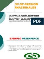 grupos de presión internacionales.ppt
