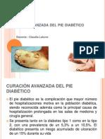 Cuidado Avanzado de Heridas Pie Diabetico