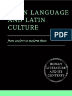 Farrell (2004) - Latin Language and Latin Culture