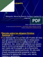 DCI 18. Diocesis