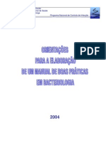 Manual de Microbioogia Paa Laboartorio