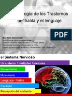 Trastorno Lenguaje Vision Neuropediatrica