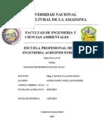 Informe 07 de Micro Biologia