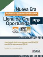 Latin Cacs 2013