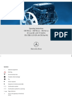 Motor Mercedes eletrônico