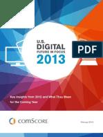 comscore whitepaper - us digital future in focus 2013 2 2013