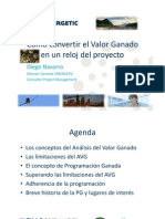 Dr. Navarro PMI-Valencia Chapter Presentation