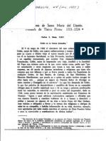 La Diocesis de Santa Maria Del Darien