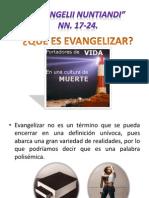 EVANGELII NUNTIANDI - Extracto de Documento Pontificio