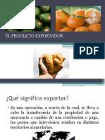 El Producto Exportador