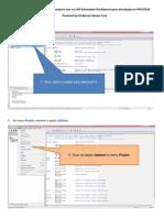 Guia para geração do arquivo hex no IAR Embedded Workbench