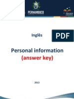 Arquivo 7. Personal Information - Answer Key