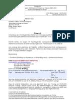 Einspruch_Anfechtung_Wählerverzeichnis_20.05.09_ Pankow - Beck