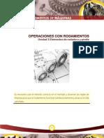 Mat Cur 08 Elementos de Maquinas OperacionesConRodamientos