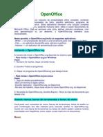 esaf 2009 - Informática Básica - BROffice 2.0 Calc, Writer e Impress