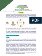 esaf 2009 - Informática Básica - Caderno 4 - Conceitos de Internet - Navegadores de Internet, etc.